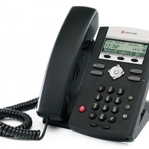 SoundPoint IP 321 Or 331 Desktop IP Phone Image