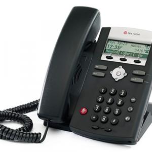 SoundPoint IP 321 Or 331 Desktop IP Phone Image