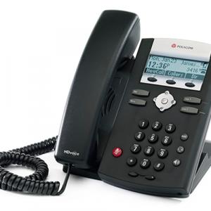 SoundPoint IP 335 Desktop IP Phone