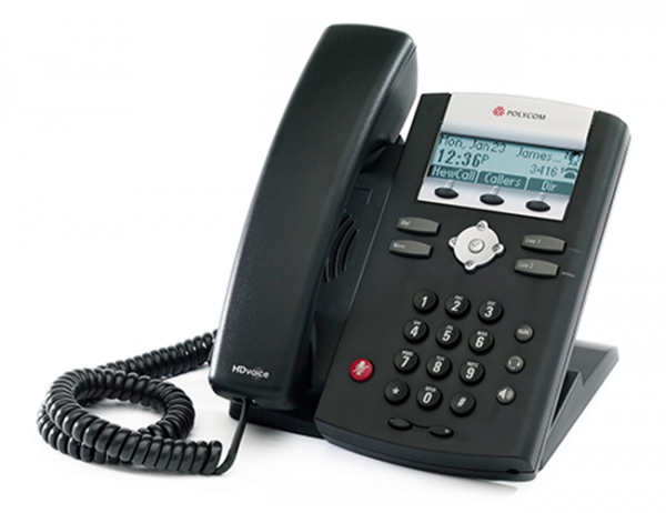 SoundPoint IP 335 Desktop IP Phone