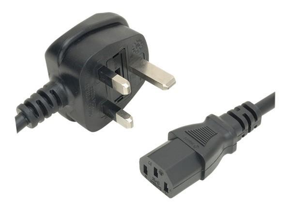 Power Cord UK Plug