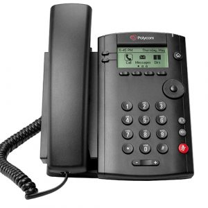 VVX 101 Desktop IP Phone