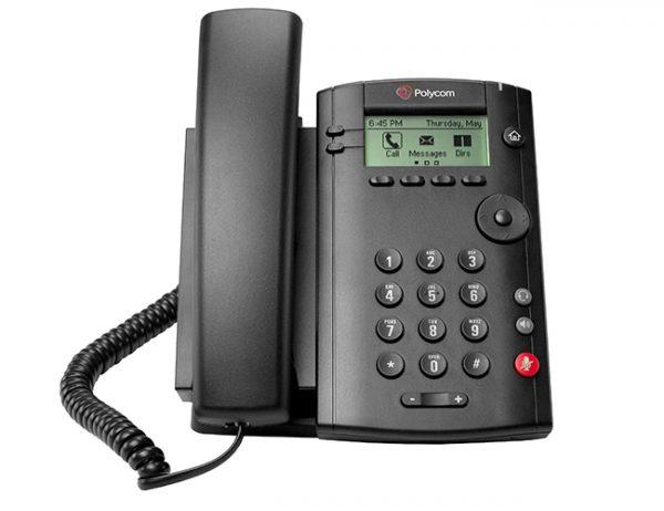 VVX 101 Desktop IP Phone