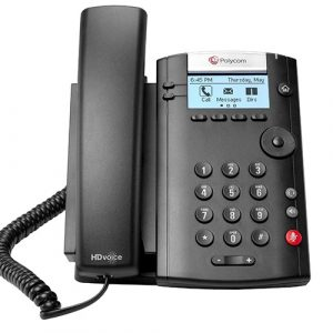 VVX 201 Desktop IP Phone