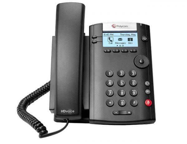 VVX 201 Desktop IP Phone