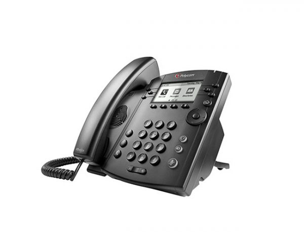 VVX 300 Desktop IP Phone