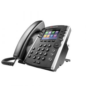 VVX 400 Desktop IP Phone