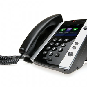 VVX 500 Desktop IP Phone