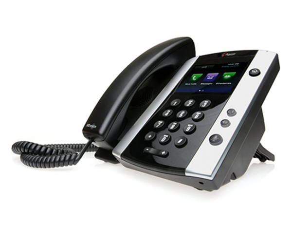 VVX 500 Desktop IP Phone
