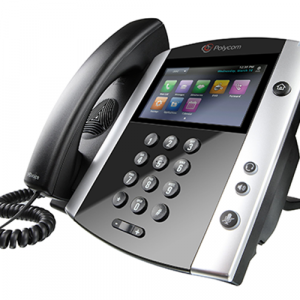 VVX 600 Desktop IP Phone