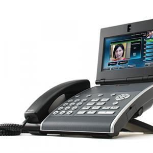 VVX 1500 D Video Desktop Phone
