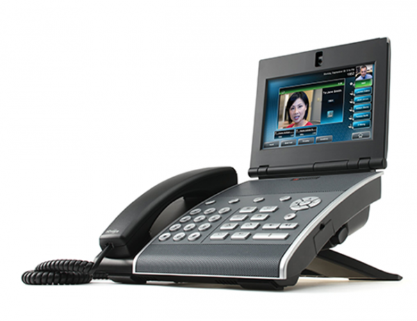VVX 1500 D Video Desktop Phone